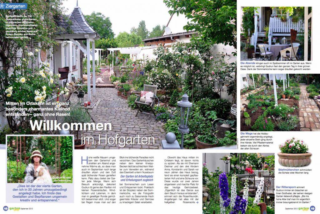 Gartenspaß