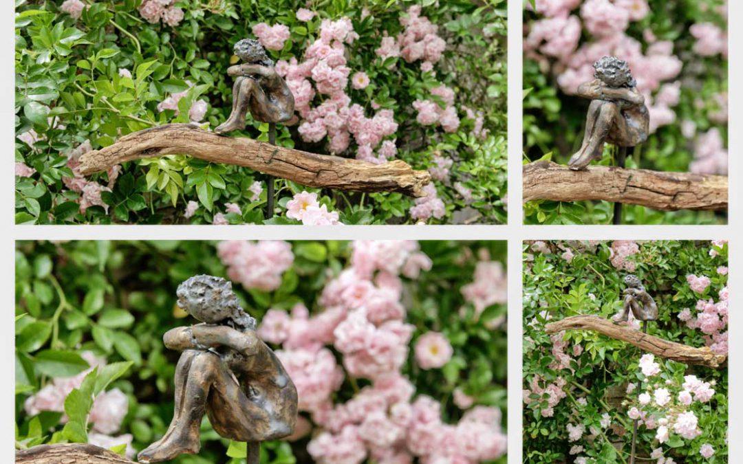 Von Gartenkeramik & Gartenskulpturen