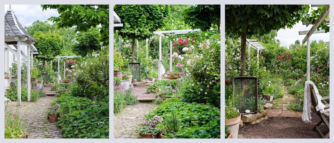 Gartenr ume im landhausgarten von gundi 39 s garden for Gartengestaltung landhaus