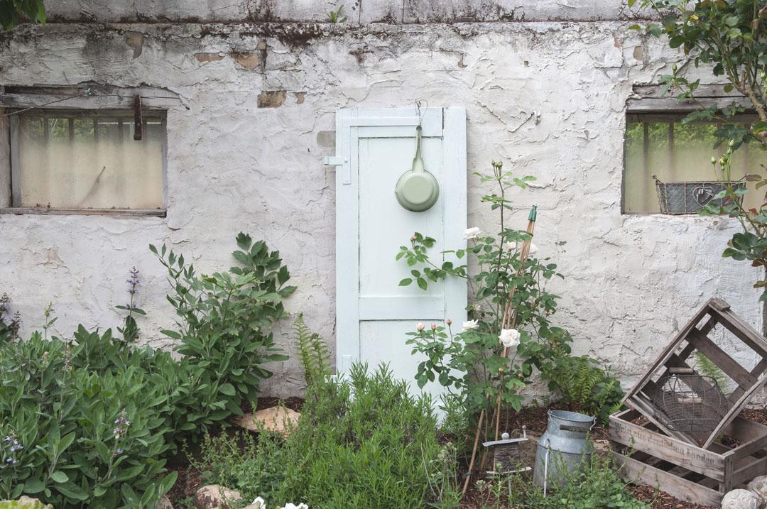 Garten ohne Rasen - Ideen zur Gestaltung eines Landhausgarten